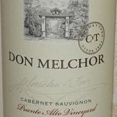 干露魔爵赤霞珠红葡萄酒(Concha y Toro Don Melchor Cabernet Sauvignon,Puente Alto,...)