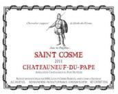圣戈斯酒庄圣戈斯教皇新堡红葡萄酒(Saint Cosme, Chateauneuf-du-Pape, France)
