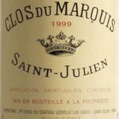 雄狮酒庄侯爵园干红葡萄酒(Chateau Leoville Las Cases Clos du Marquis,Saint-Julien,...)