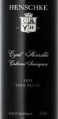 翰斯科酒庄西里尔·翰斯科红葡萄酒(Henschke Cyril Henschke, Eden Valley, Australia)