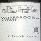 史威斯酒庄瓦拉荣霞多丽干白葡萄酒(Swish Wine Warraroong Chardonnay,Hunter Valley,Australia)