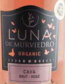 莫维多酒庄莫维多之月极干型有机桃红卡瓦起泡酒(Bodegas Murviedro Luna de Murviedro Brut Organic Rose Cava,...)