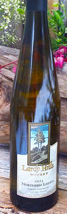 落叶松山酒庄北极光混酿干白葡萄酒(Larch Hills Northern Lights White Blend,Okanagan Valley,...)