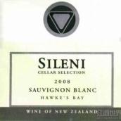 赛伦尼精选长相思干白葡萄酒(Sileni Estate Cellar Selection Sauvignon Blanc,Hawke's Bay,...)