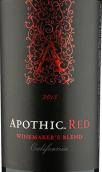 阿普斯克酿酒师混酿干红葡萄酒(Apothic Red Winemaker's Blend, California, USA)