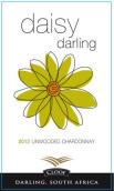 克劳夫小雏菊霞多丽干白葡萄酒(未经橡木桶)(Cloof Daisy Unwooded Chardonnay,Darling,South Africa)