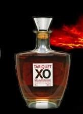 塔希克俊逸XO白兰地(Domaine du Tariquet XO Equilibre decanter,Armagnac,France)