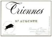 恬宁圣格奥古斯干红葡萄酒(Domaine de Triennes Saint Auguste,Vin de Pays du Var,France)