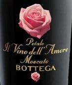 波特嘉佩塔罗爱恋莫斯卡托起泡酒(Bottega SpA Il Vino dell'Amore Petalo Moscato, Euganei Hills, Italy)