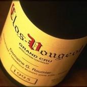 卢米伏旧园干红葡萄酒(Domaine G.Roumier Clos de Vougeot,Cote de Nuits,France)