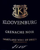 库隆温堡黑歌海娜干红葡萄酒(Kloovenburg Grenache Noir,Swartland,South Africa)