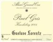 古斯塔夫洛伦兹酒庄灰皮诺干白葡萄酒(Gustave Lorentz Pinot Gris,Kanzlerberg,France)