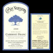 努艾斯塔剑鱼座迟摘甜白葡萄酒(Casa Nuestra Dorado Late Harvest,Napa Valley,USA)