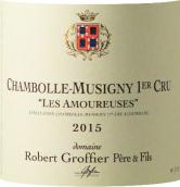 罗伯特·格罗非父子酒庄爱侣园(香波-慕西尼一级园)干红葡萄酒(Domaine Robert Groffier Pere & Fils Les Amoureuses, Chambolle-Musigny 1er Cru, France)