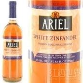 杰罗艾尔兰无酒精仙粉黛白葡萄酒(J. Lohr Ariel Non-Alcoholic White Zinfandel, California, USA)