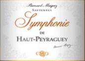 奥派瑞交响曲贵腐甜白葡萄酒(Symphonie de Haut-Peyraguey,Sauternes,France)
