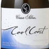 席尔瓦酷海岸系列长相思干白葡萄酒(Casa Silva Cool Coast Sauvignon Blanc,Colchagua Valley,Chile)