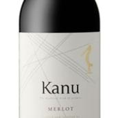 卡诺梅洛干红葡萄酒(Kanu Merlot,Stellenbosch,South Africa)