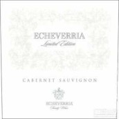 埃切维里亚特别精选限量版赤霞珠干红葡萄酒(Echeverria Special Selection Limit Edition Cabernet Sauvignon, Central Valley, Chile)