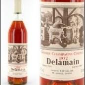 德拉曼1972年干邑白兰地(Delamain 1972 Vintage,Cognac,France)