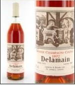 德拉曼1972年干邑白兰地(Delamain 1972 Vintage, Cognac, France)