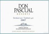 Don Pascual Reserve Shiraz-Tannat,Juanico,Uruguay
