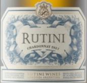露迪尼霞多丽干白葡萄酒(Rutini Wines Chardonnay, Tupungato, Argentina)