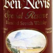 本尼维斯之露特别珍藏苏格兰调和威士忌(Dew of Ben Nevis Special Reserve Blended Scotch Whisky,...)