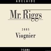 里格斯先生阿德莱德维欧尼干白葡萄酒(Mr.Riggs Adelaide Viognier,South Australia,Australia)