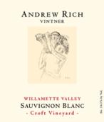 安德鲁里奇白馥梅长相思干白葡萄酒(Andrew Rich Vintner Blanc Fumeur Sauvignon Blanc,Columbia ...)