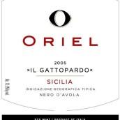 Oriel Gattopardo Nero d'Avola,Sicily,Italy