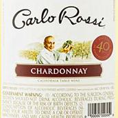 加州乐事珍藏霞多丽干白葡萄酒(Carlo Rossi Reserve Chardonnay,California,USA)