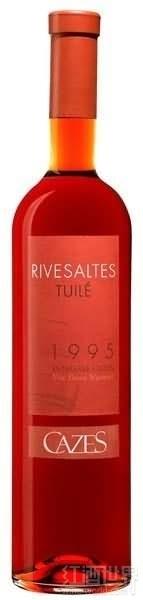 卡哲仕图乐自然甜红葡萄酒(Domaine Cazes Rivesaltes Tuile,Languedoc-Roussillon,France)