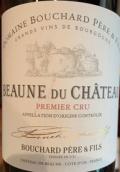 宝尚父子酒庄伯恩城堡园干白葡萄酒(Bouchard Pere & Fils Beaune du Chateau, Cote de Beaune, France)