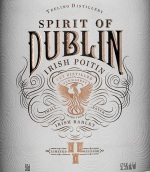 帝霖都柏林精神爱尔兰壶式蒸馏酒(Teeling Distillery Spirit of Dublin Irish Poitin,Ireland)