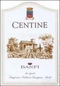 班菲圣亭干红葡萄酒(Banfi Centine Rosso,Tuscany,Italy)
