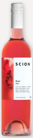 继任者桃红葡萄酒(Scion Vineyard Rose,Rutherglen,Australia)